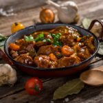Beef Stew with Winter Vegetable Recipe